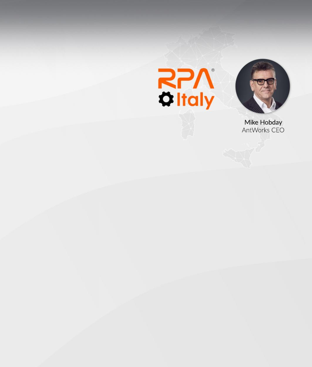 Meet The AntWorks Team In Milan, Italy.