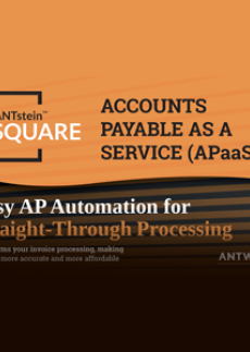 Easy AP Automation for Straight-Through Processing